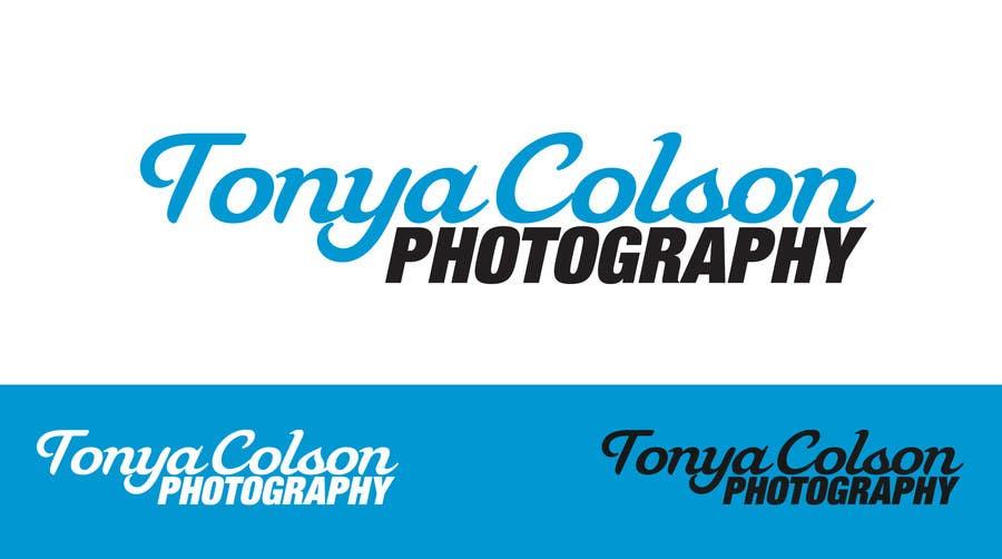 Inscrição nº 54 do Concurso para Logo Design for Tonya Colson Photography