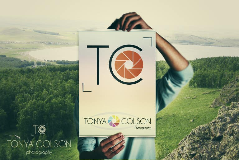 Конкурсная заявка №100 для Logo Design for Tonya Colson Photography