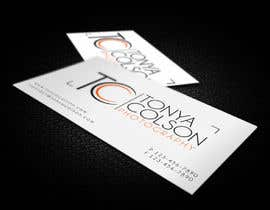 #169 para Logo Design for Tonya Colson Photography por maksocean