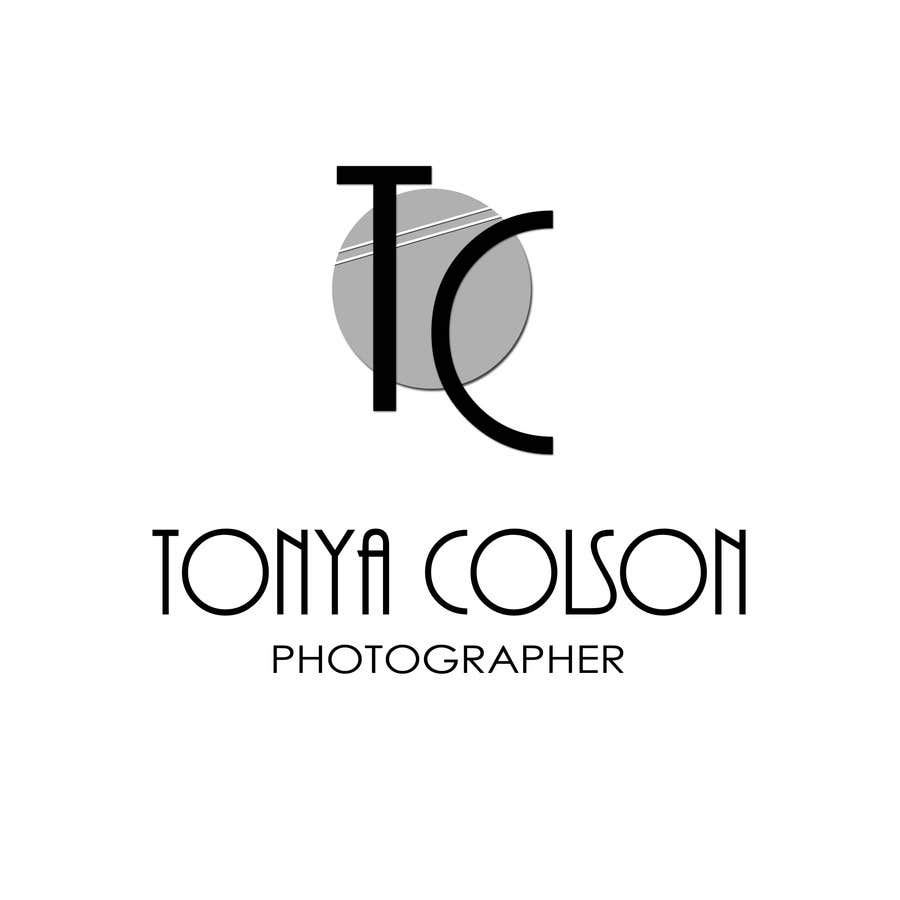 Konkurrenceindlæg #137 for Logo Design for Tonya Colson Photography