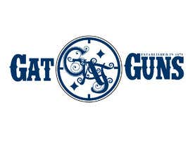 #240 for GAT GUNS needs a Logo by karypaola83