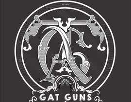 #262 for GAT GUNS needs a Logo by WatershedLLC