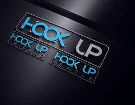#76 for Logo for Hook Up by kanaidebnath