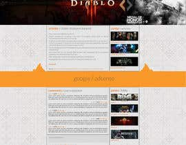 #10 for Website Design for guilde agora af hipnotyka