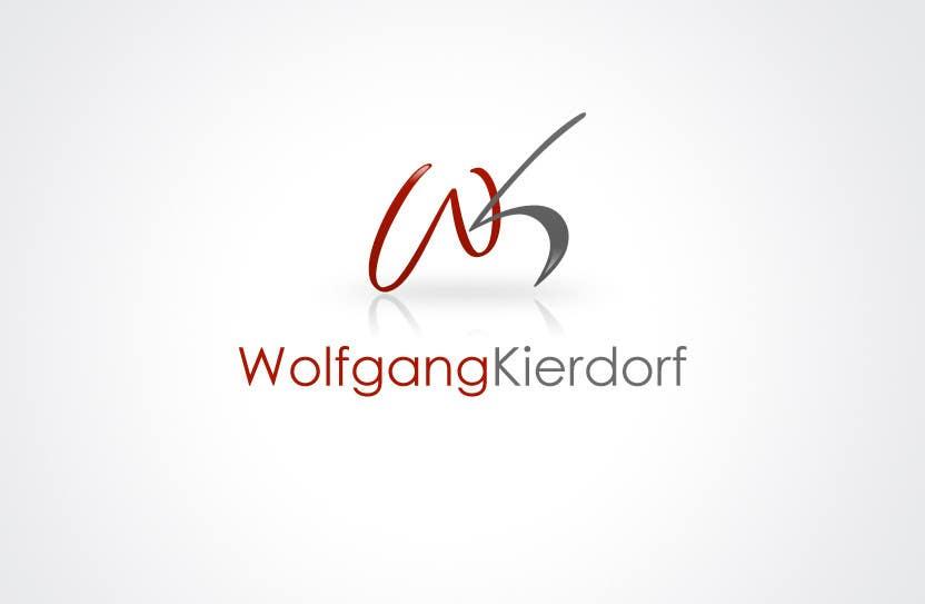 Proposition n°                                        124                                      du concours                                         Logo Design for Personal Brand Logo: Wolfgang Kierdorf