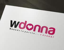#1 para Logo Design for www.wdonna.it por gfxbucket