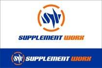 Logo Design for Supplement Worx için Graphic Design242 No.lu Yarışma Girdisi