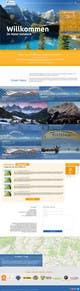Wettbewerbs Eintrag #5 Vorschaubild für Design eines Website Layouts für Hotel