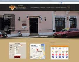 #6 for Design eines Website Layouts für Hotel by hulgux