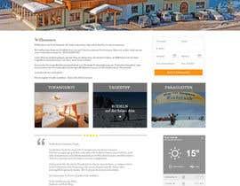 #2 for Design eines Website Layouts für Hotel by BB1
