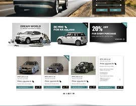 #71 untuk Website Design for Bavaria KBH (Car Leasing + Finansing website) oleh Bkreative
