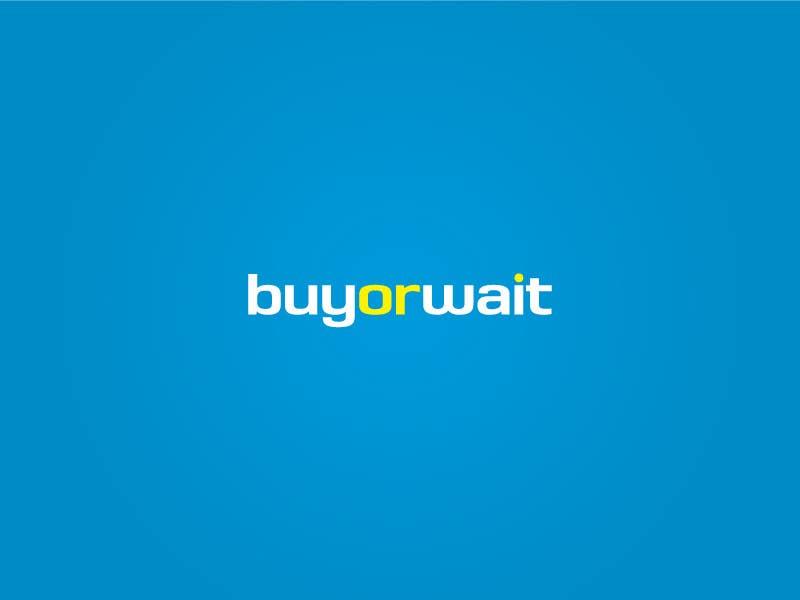#1098 for Logo Design for BuyOrWait by GDesignGe