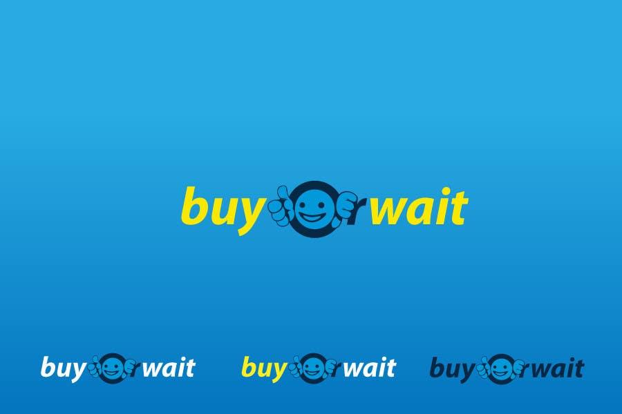 #1066 for Logo Design for BuyOrWait by jijimontchavara