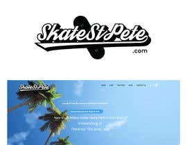 #1 untuk SkateStPete.com Needs a Custom Skateboarding Logo for a New site going up. oleh iroshjaya