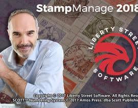 Nro 14 kilpailuun Splash Screen For Our Stamp Collecting Software käyttäjältä irisdesign