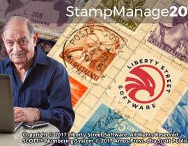 Nro 16 kilpailuun Splash Screen For Our Stamp Collecting Software käyttäjältä irisdesign
