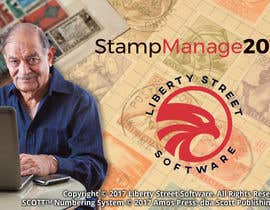 #17 for Splash Screen For Our Stamp Collecting Software by irisdesign