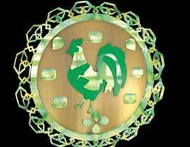#19 dla Fine jewelry design for necklace/brooch przez carlosov