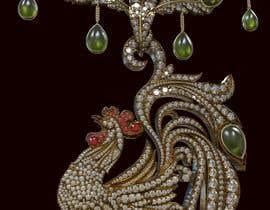 #20 dla Fine jewelry design for necklace/brooch przez mirgamaun