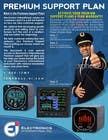 Graphic Design Inscrição do Concurso Nº6 para Flyer Design for Electronics International