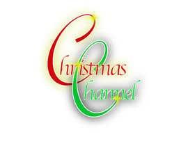 #18 untuk Design a Logo for The Christmas Channel oleh mjlang613