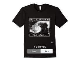 #75 cho Design a T-Shirt: Global Warming is a Hoax bởi ahsanhaque595