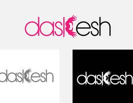 #95 para Logo Design for Daskesh Clothing company, specifically for gloves/mittens por crystaluv