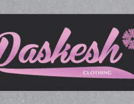 #5 para Logo Design for Daskesh Clothing company, specifically for gloves/mittens por magaustralia