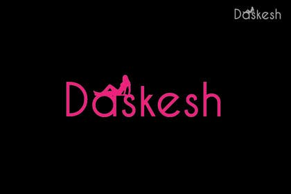 #32 untuk Logo Design for Daskesh Clothing company, specifically for gloves/mittens oleh iffikhan