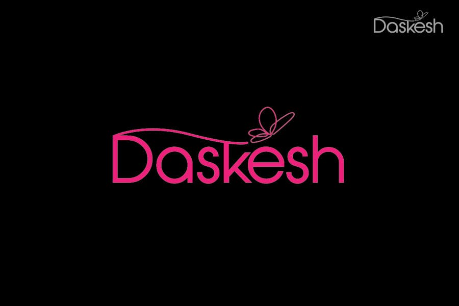 #38 for Logo Design for Daskesh Clothing company, specifically for gloves/mittens by iffikhan