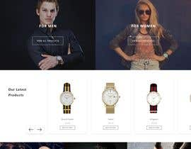 #2 for Hire a Website Designer for a watchmaker by Putraridho
