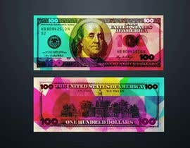 #5 for Create High Quality and Very Colorful Artwork of a $100 Dollar US Bill af murugeshdecign