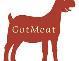 "#88 , Design a Logo for ""GotMeat?"" 来自 ShadabDanishh"