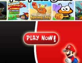 #36 for 250x250 Design To Reflect Online Gaming Section of Website by alphakings