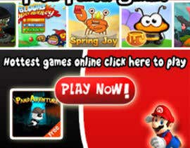#37 for 250x250 Design To Reflect Online Gaming Section of Website by alphakings