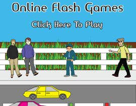 #34 for 250x250 Design To Reflect Online Gaming Section of Website by sixersgroup