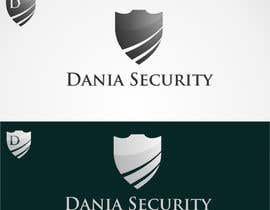 nº 145 pour Logo Design for Dania Security par syednaveedshah