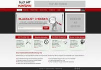 Graphic Design Inscrição do Concurso Nº21 para Website Design for Global eBusiness Solutions, Inc. (Blacklist Monitoring Website)