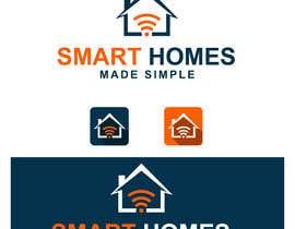 #79 cho Design a Logo - Smart Homes Made Simple bởi joy2016