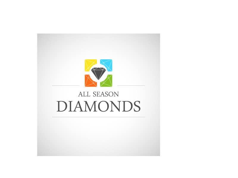 Zgłoszenie konkursowe o numerze #92 do konkursu o nazwie Logo Design for All Seasons Diamonds