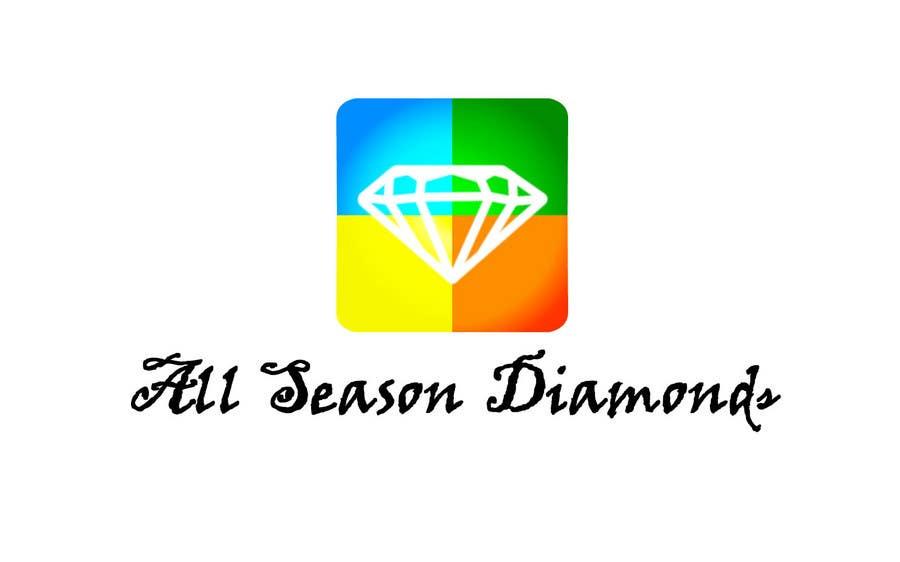 Contest Entry #253 for Logo Design for All Seasons Diamonds