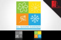 Graphic Design Contest Entry #62 for Logo Design for All Seasons Diamonds