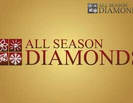 #218 Logo Design for All Seasons Diamonds részére nearart által