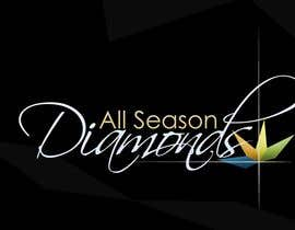 #244 pentru Logo Design for All Seasons Diamonds de către Ketket