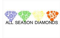 Graphic Design Zgłoszenie na Konkurs #203 do konkursu o nazwie Logo Design for All Seasons Diamonds