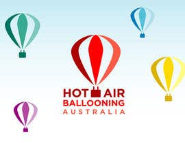 nº 35 pour Logo Design for Hot Air Ballooning Australia par benpics