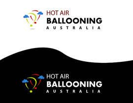 #129 cho Logo Design for Hot Air Ballooning Australia bởi ejazasghar
