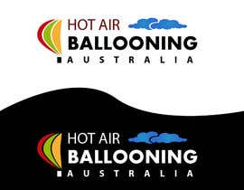 #130 para Logo Design for Hot Air Ballooning Australia por ejazasghar