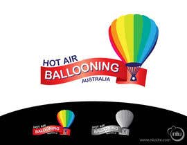 #65 para Logo Design for Hot Air Ballooning Australia por tatianaplazas