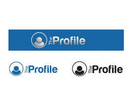 #289 para Logo design:  The Profile por Hasanath